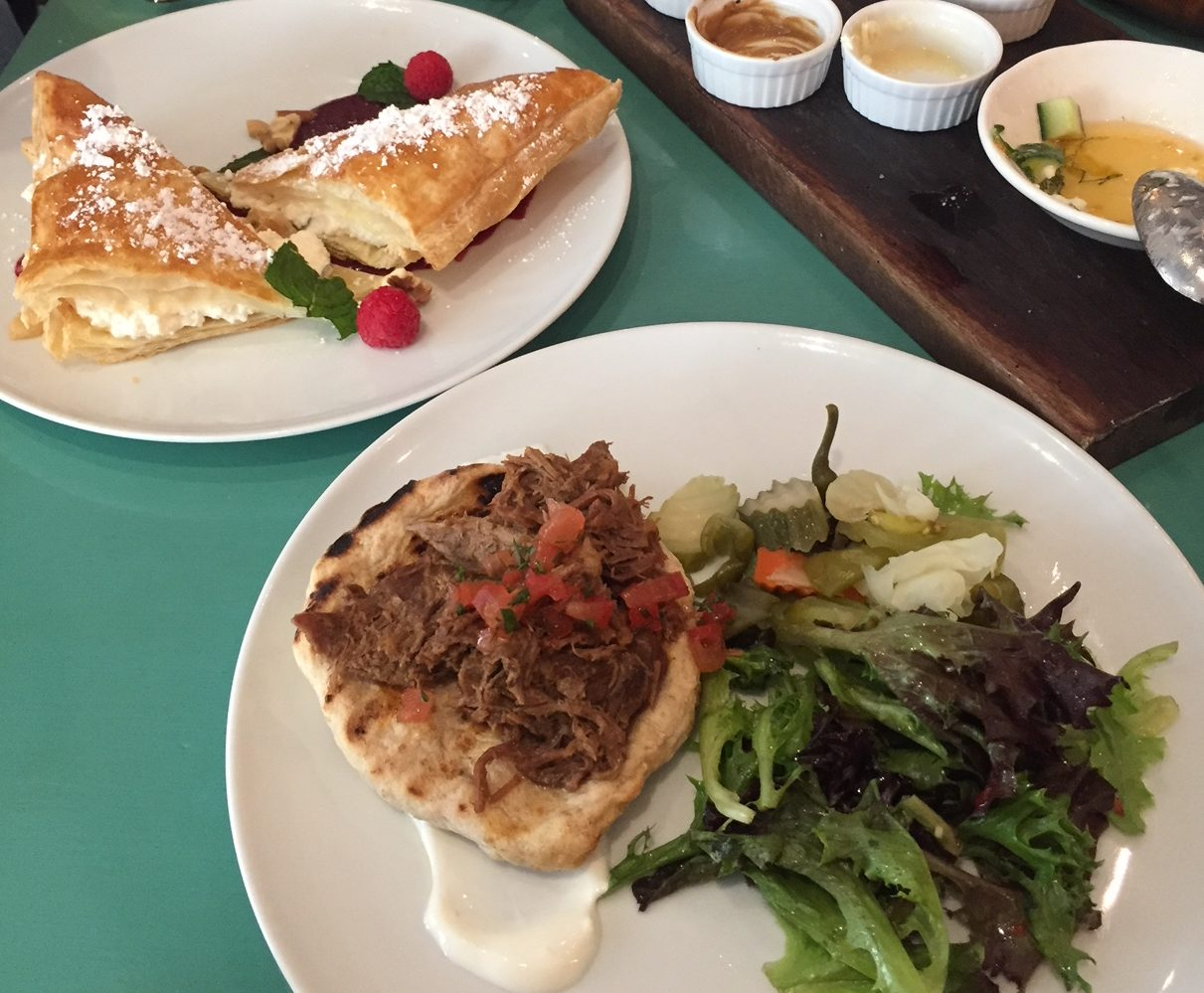 brunch montreal - option turque au restaurant Su